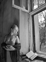 Вікно і книга