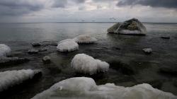 Зимове море
