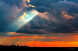 Облака, Сиваш