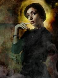 Дещо містичний портрет Ігор Бойченко