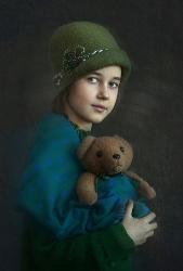Джерук_Наталя_З ведмедиком