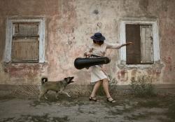 Джерук_Наталья__...а музикант йде