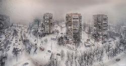 Кружнов Снежный город