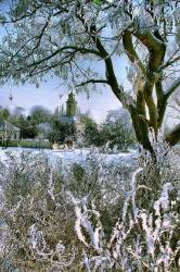 Швець Зимняя колокольня