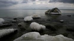 Юлія Гора Зимове море