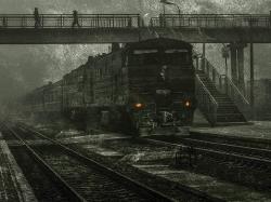 Олександр Плохотін Примарний експрес