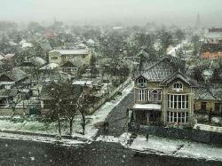 Олександр Плохотін Неочікуваний сніг