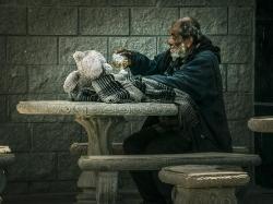 Олександр Плохотін Пік самотності, або Плюшевий товариш по чарці